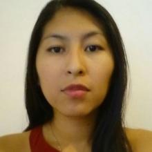 Dieses Bild zeigt  Maria Ponce-Guzman