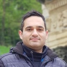 This picture showsVahid Shoarinezhad