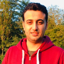 This picture showsMaziar Veyskarami