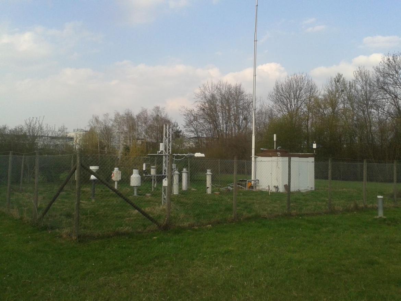 Wetterstation des IWS