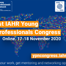 1st IAHR Young Professionals Congress 1st IAHR Young Professionals Congress