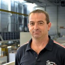 Marko Schmitt offiziell zum Ausbilder bestellt